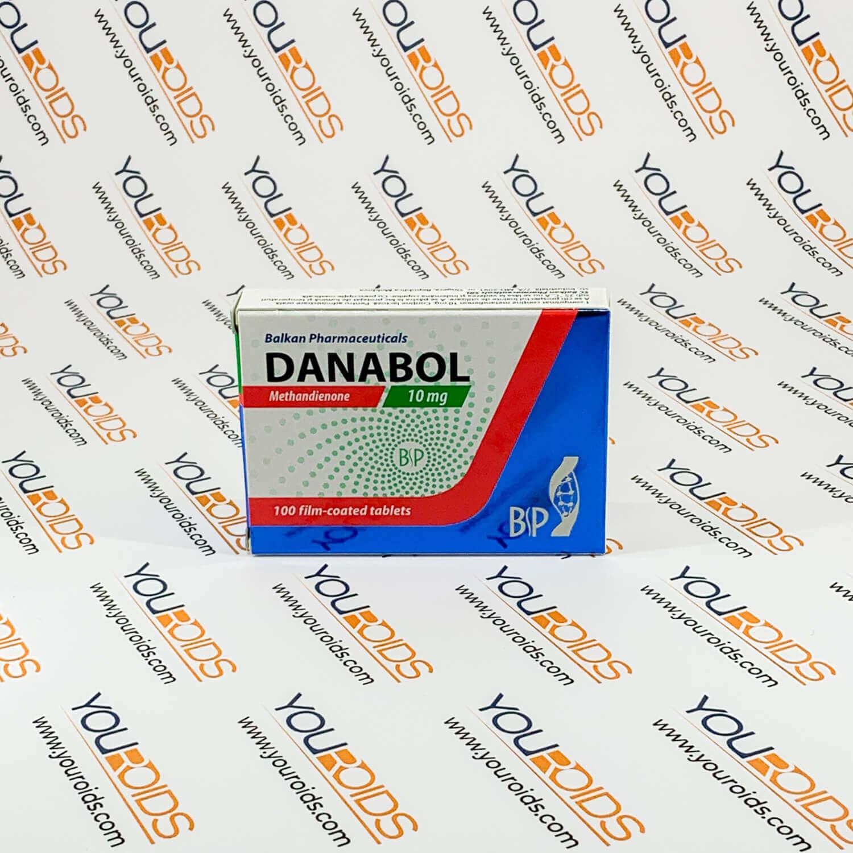 Dianabol Balkan Pharmaceuticals 10mg steroids pills img