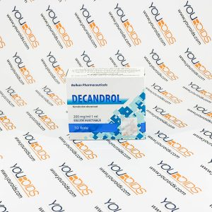 Decandrol 200mg 1ml amps Balkan Pharmaceuticals 2