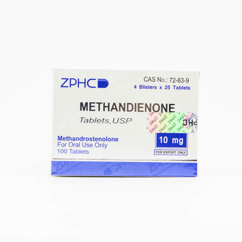 Dianabol 10mg pills ZPHC USA domestic