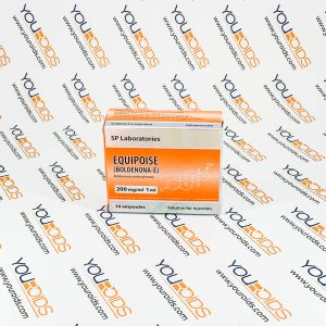 Equipoise 400 400mg 1ml amps SP Laboratories