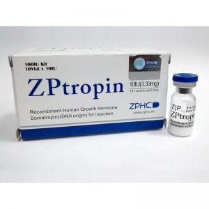 HGH ZPtropin 120iu 10ml vial kit ZPHC USA domestic