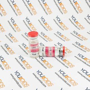 Lipo-Fire 100mg 10ml vial SP Laboratories 2