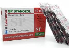 Stanozolol 10mg 100 pills SP Laboratories