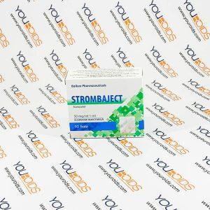 Strombaject 50mg 1ml amps Balkan Pharmaceuticals