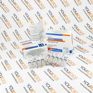 Sustandrol 250mg 1ml amps Balkan Pharmaceuticals 3