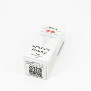 Trenbolone Acetate 100mg vial Spectrum Pharma USA domestic