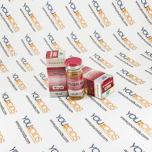 Parabolan 100mg 10ml vial Balkan Pharmaceuticals