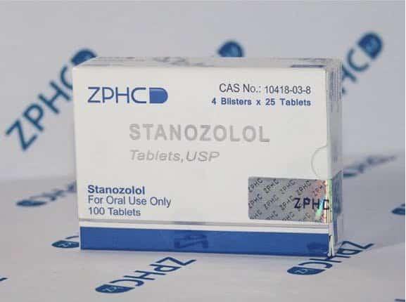 Stanozolol 10mg pills ZPHC USA Domestic