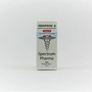 Equipoise A 100mg 10ml vial Spectrum Pharma