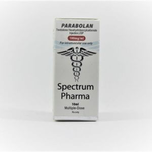 Parabolan 100mg 10ml vial Spectrum Pharma