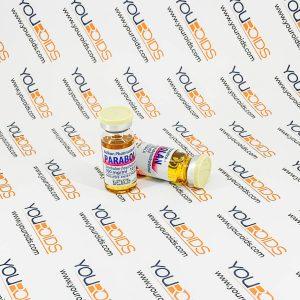 Parabolan 100mg/ml 10ml Balkan Pharmaceuticals 2