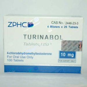 Turinabol 10mg pills ZPHC