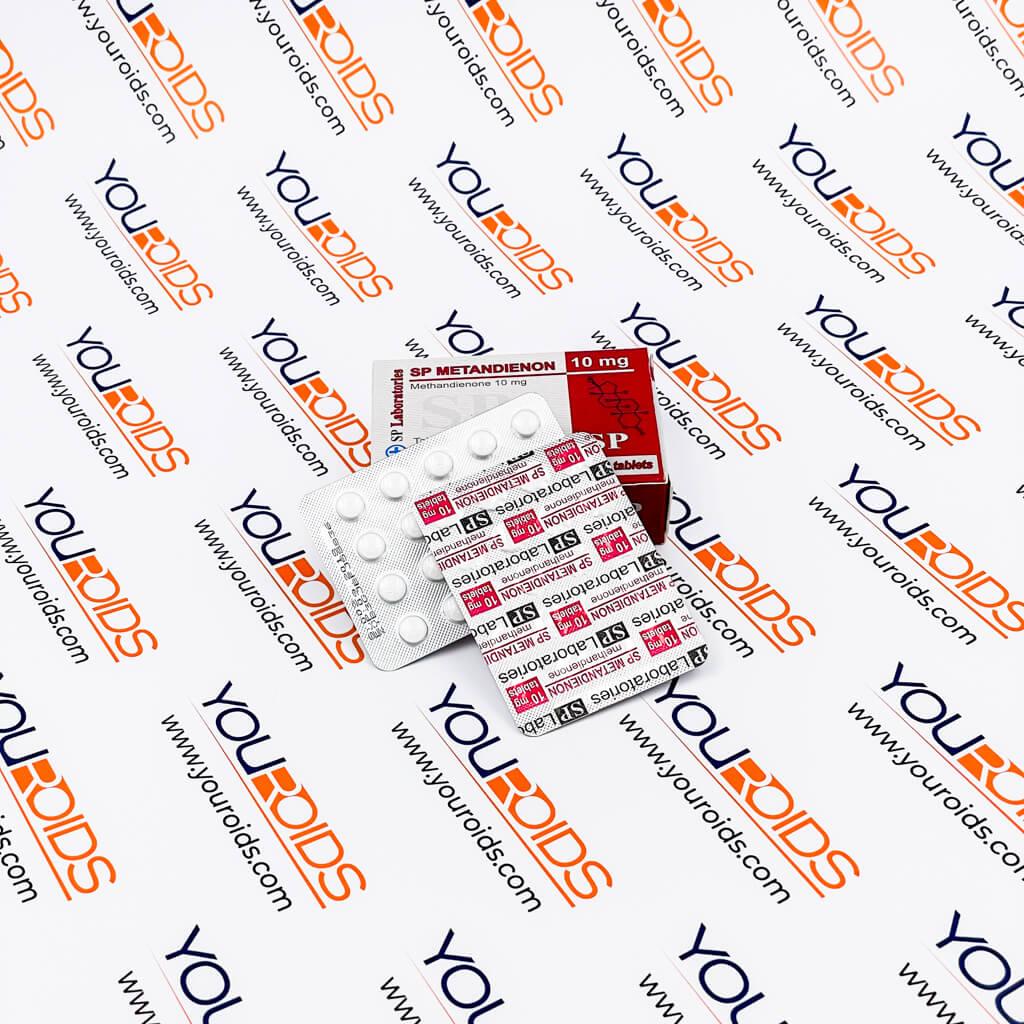 Methandienone (Dianabol) 10mg SP Labs-2