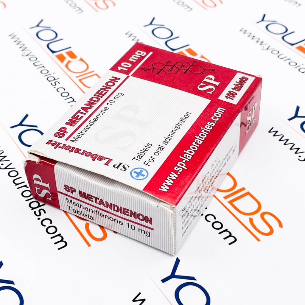 Methandienone (Dianabol) 10mg SP Labs-3