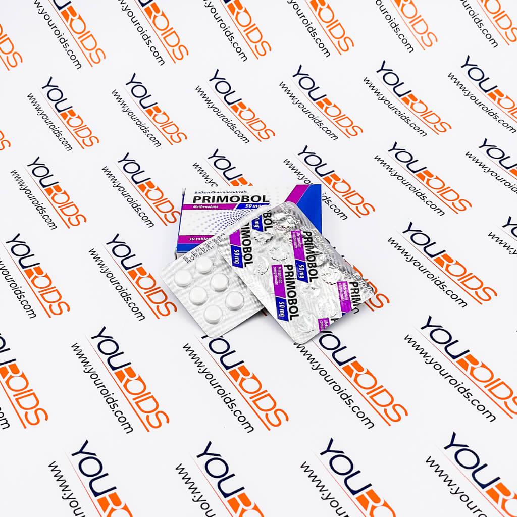Primobol (Methenolone) 50mg Balkan Pharmaceuticals-2