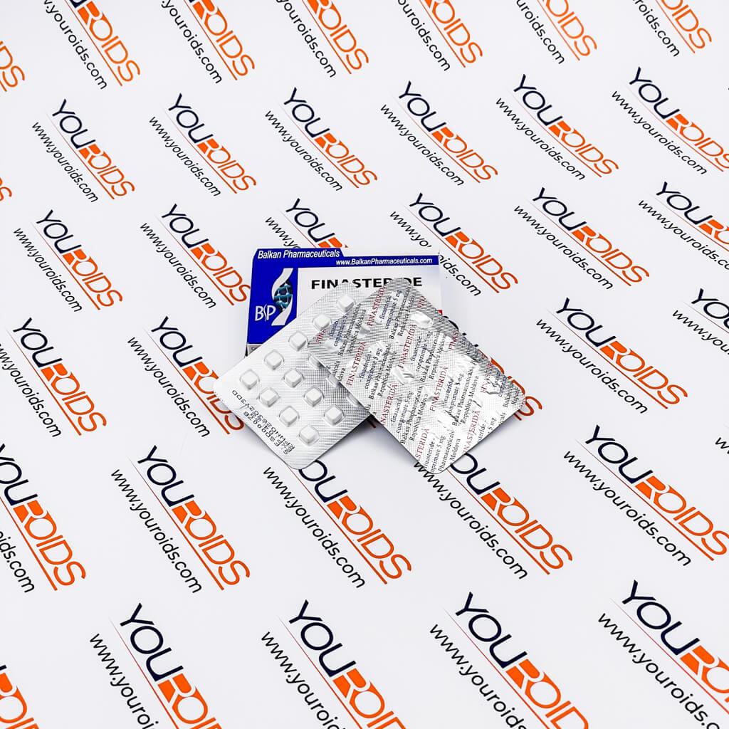 Finasteride (Finasterida) 5 mg Balkan Pharmaceuticals-2