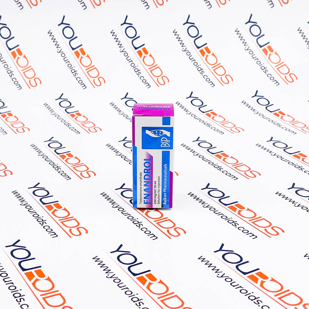 Enandrol (Test E) 250mg Balkan Pharmaceuticals-1