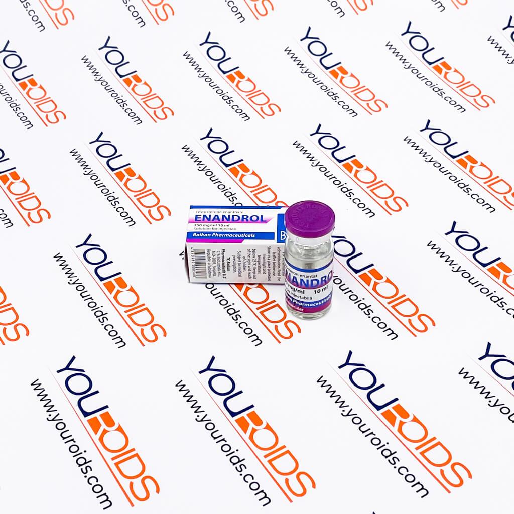 Enandrol (Test E) 250mg Balkan Pharmaceuticals-2