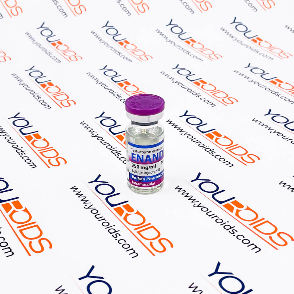 Enandrol (Test E) 250mg Balkan Pharmaceuticals-3