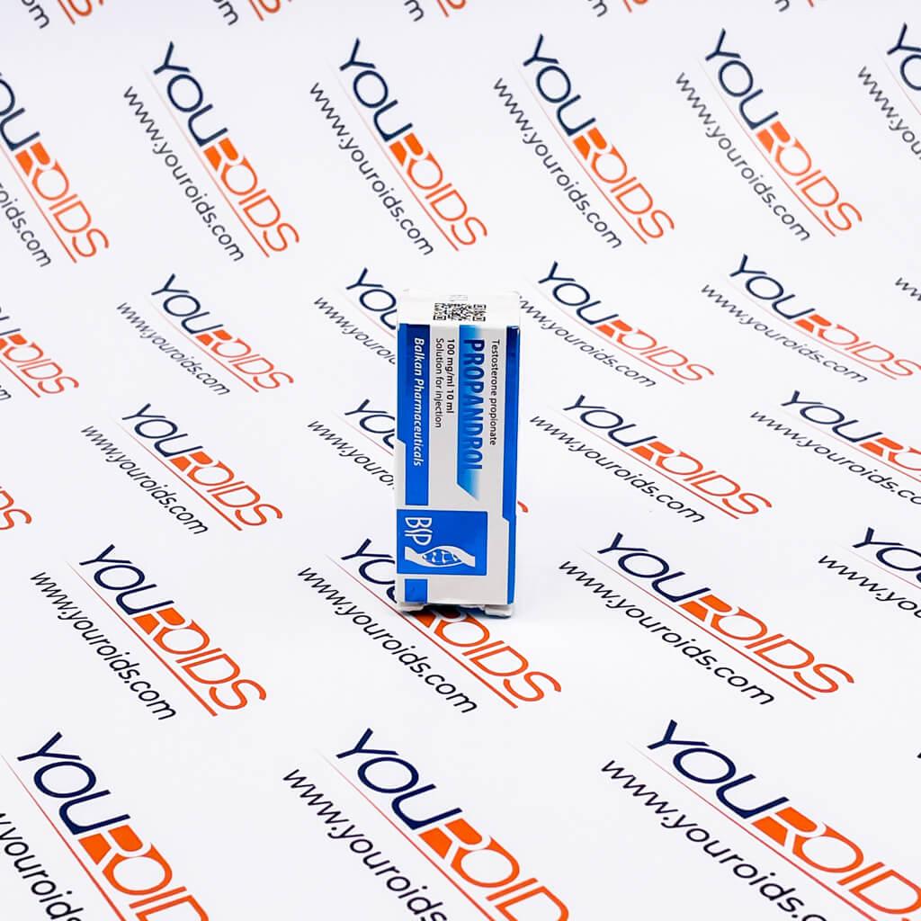 Propandrol (Test P) 100mg 10ml Balkan Pharmaceuticals-1