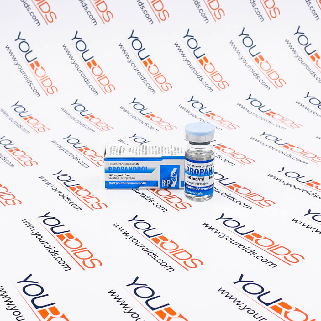 Propandrol (Test P) 100mg 10ml Balkan Pharmaceuticals-2