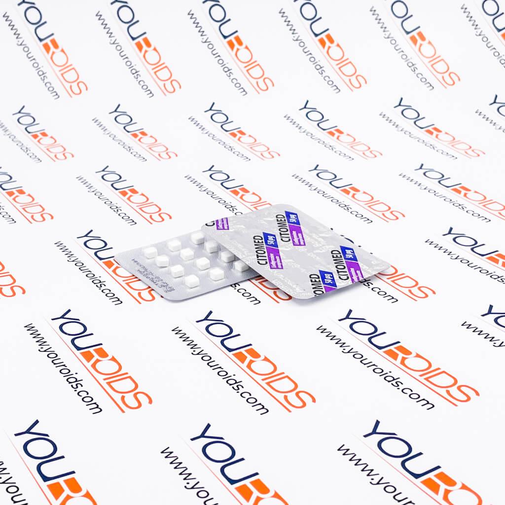Citomed (Cytomel) 50mg Balkan Pharmaceuticals-2