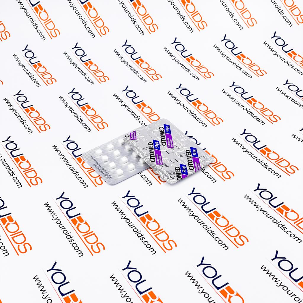 Citomed (Cytomel) 50mg Balkan Pharmaceuticals-1