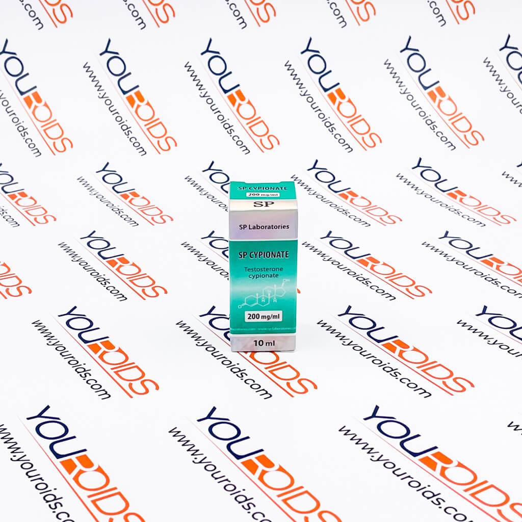Cypionate (Test C) 200mg 10 ml SP labs-2