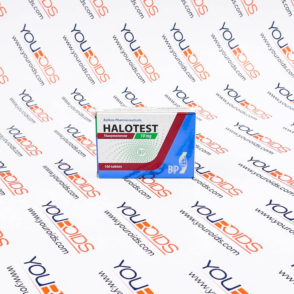 Halotest (Halotestin) 10mg Balkan Pharmaceuticals-1