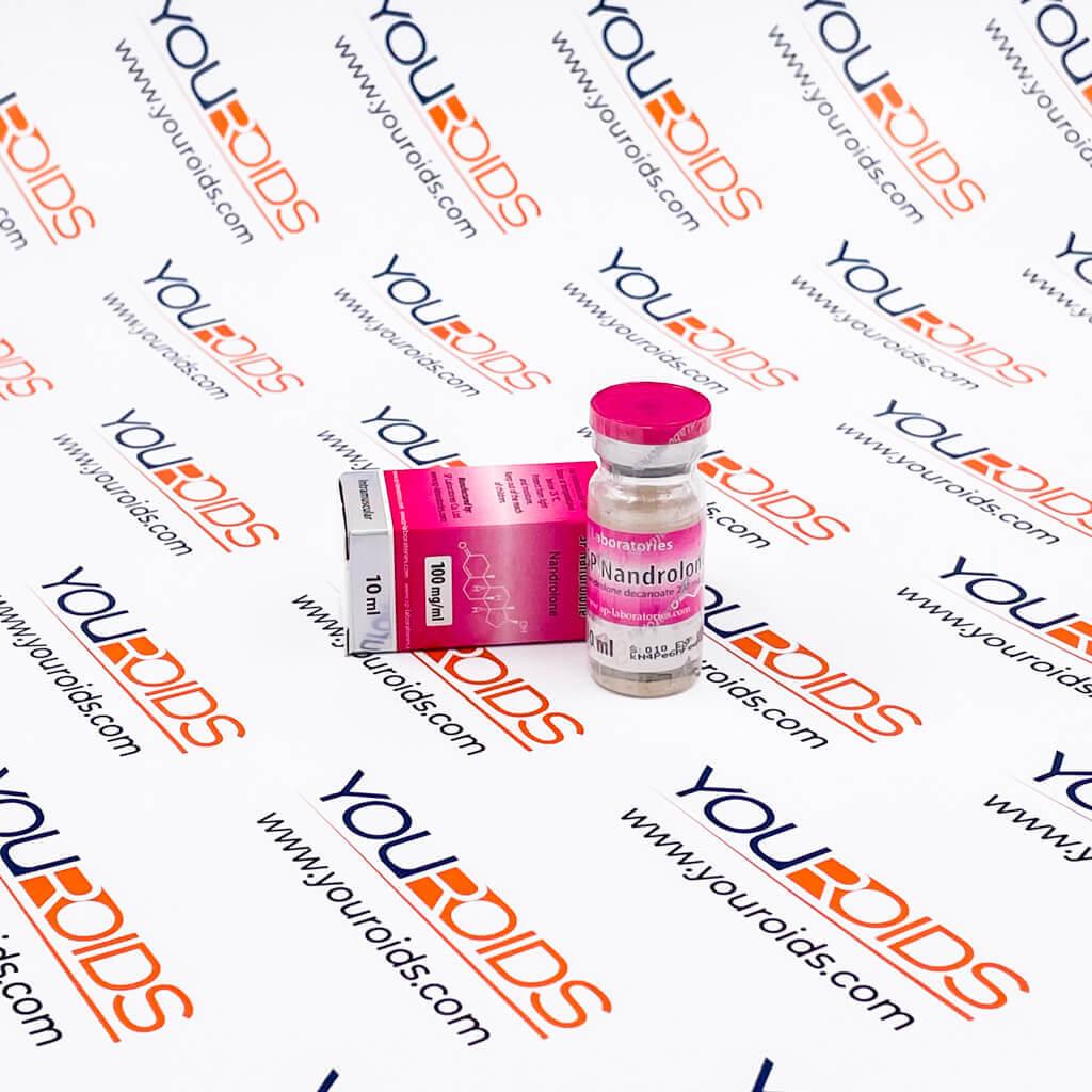 Nandrolone F (Nandrolon F) 100 mg SP Labs-2